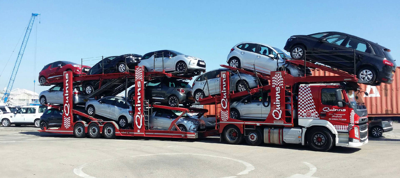 Shipping Your Car Everywhere Using Car Transporters