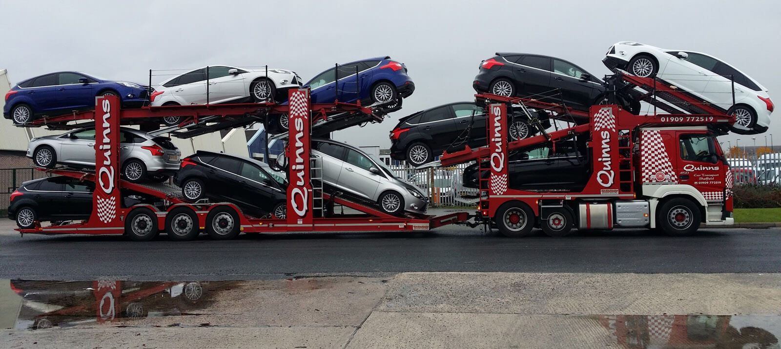 Car Shipping: Transporting Cars: How It Works